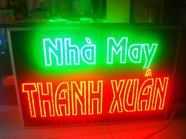 Làm bảng hiệu led tại Đà Nẵng